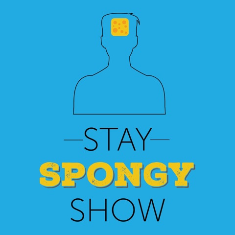 The Stay Spongy Show with John McLucas