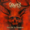 Carnifex - Bury Me in Blasphemy - EP  artwork
