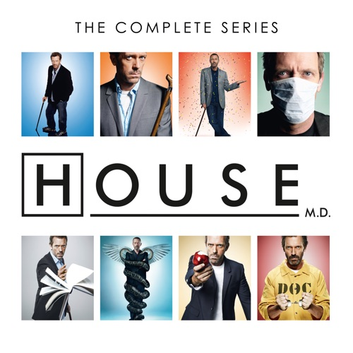 House: The Complete Series poster