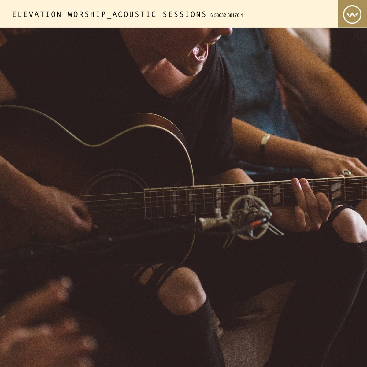 Acoustic Sessions Elevation Worship CD cover
