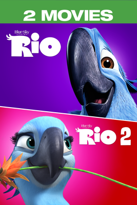 Rio 1 & 2 Double Features HD Download