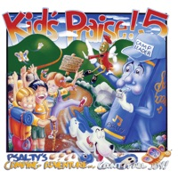 Psalty, Ernie Rettino & Debby Kerner Rettino - Kids Praise! 5 - Psalty's Camping Adventure
