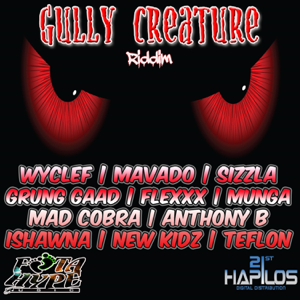 Various Artists - Gully Creature Riddim