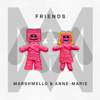 Marshmello & Anne-Marie - FRIENDS artwork