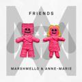 Marshmello & Anne-Marie - FRIENDS MP3