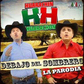 86f339c44a5a9 Debajo del Sombrero  La Parodia - Single de Huarachin y Huarachon en ...