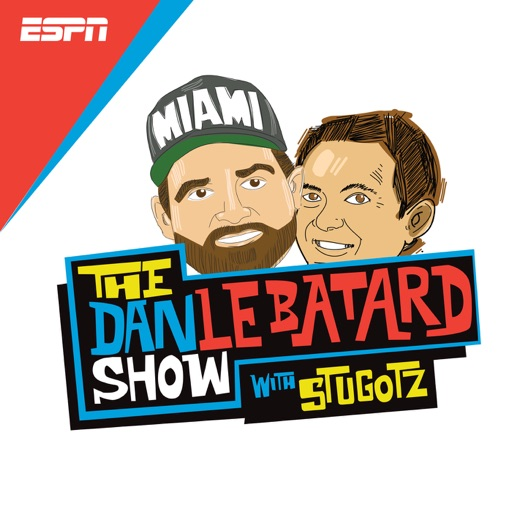 Cover image of The Dan Le Batard Show with Stugotz