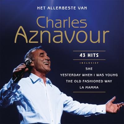 Het Allerbeste Van - Charles Aznavour