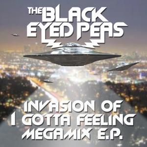 Invasion of I Gotta Feeling (Megamix) - EP