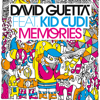 David Guetta - Memories (Extended) [feat. Kid Cudi] artwork