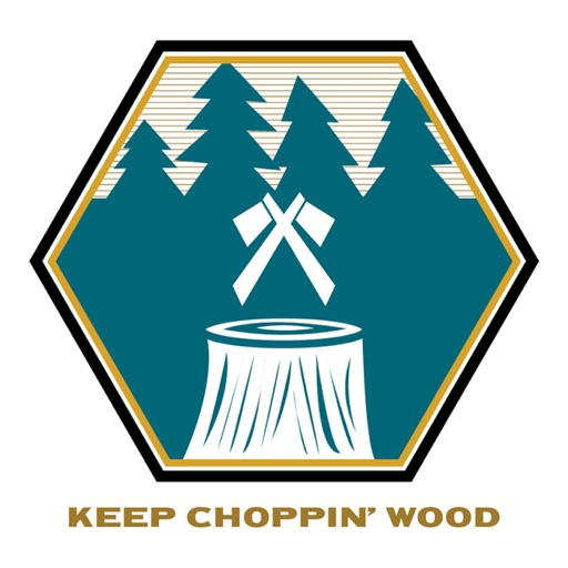 Cover image of Keep Choppin' Wood