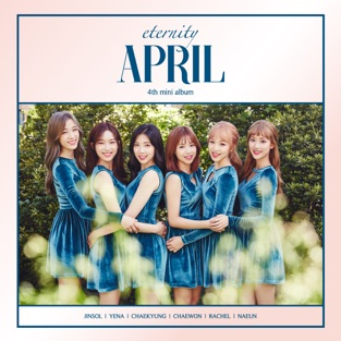 APRIL 4th Mini Album 'Eternity' – EP – APRIL