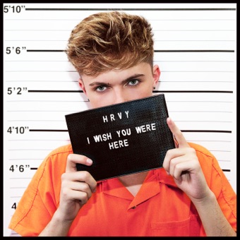 HRVY - I Wish You Were Here