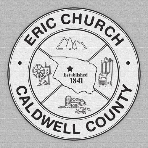 Eric Church - Caldwell County - EP