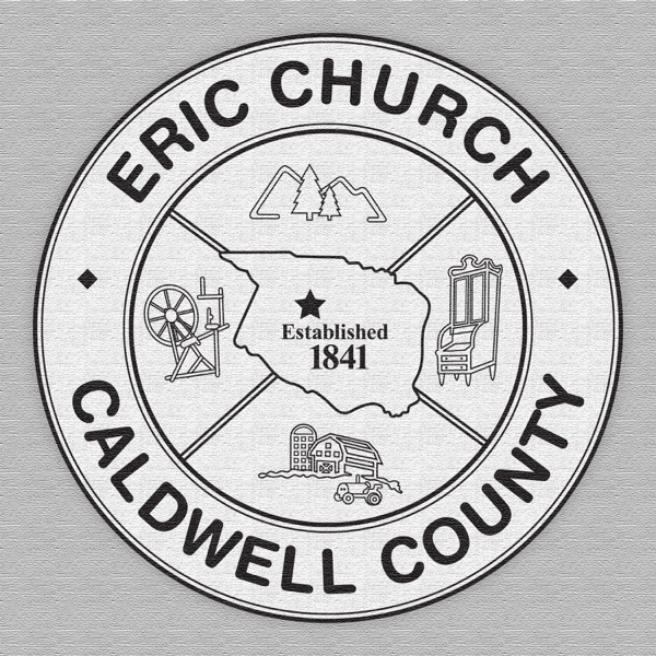Eric Church - Caldwell County - EP