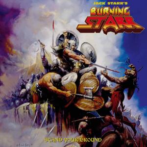 Jack Starr's Burning Starr - False Gods