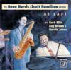 At Last - The Gene Harris/Scott Hamilton Quintet