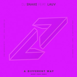 A Different Way (feat. Lauv) [Henry Fong Remix] - Single Mp3 Download