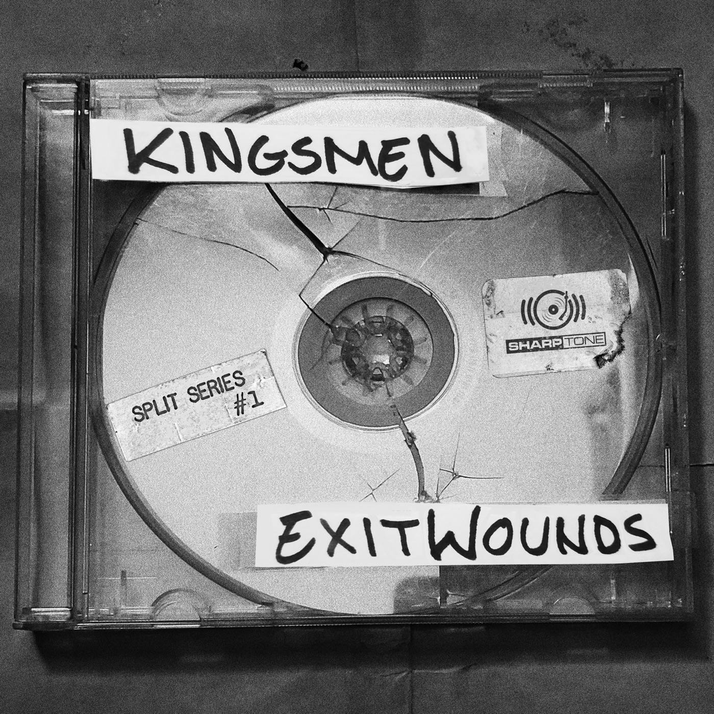 Kingsmen & ExitWounds - Split Series #1 [EP] (2018)