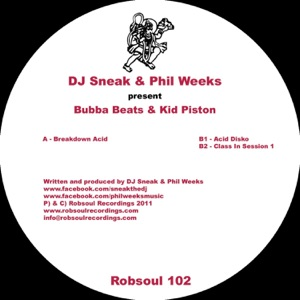 Bubba Beats & Kid Piston - Single