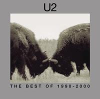 U2 - The Best of U2 (1990-2000) artwork