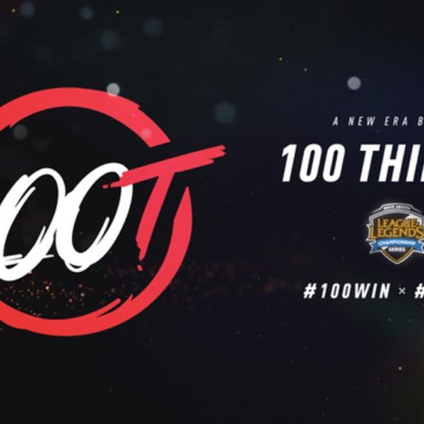 100 Thieves Fancast