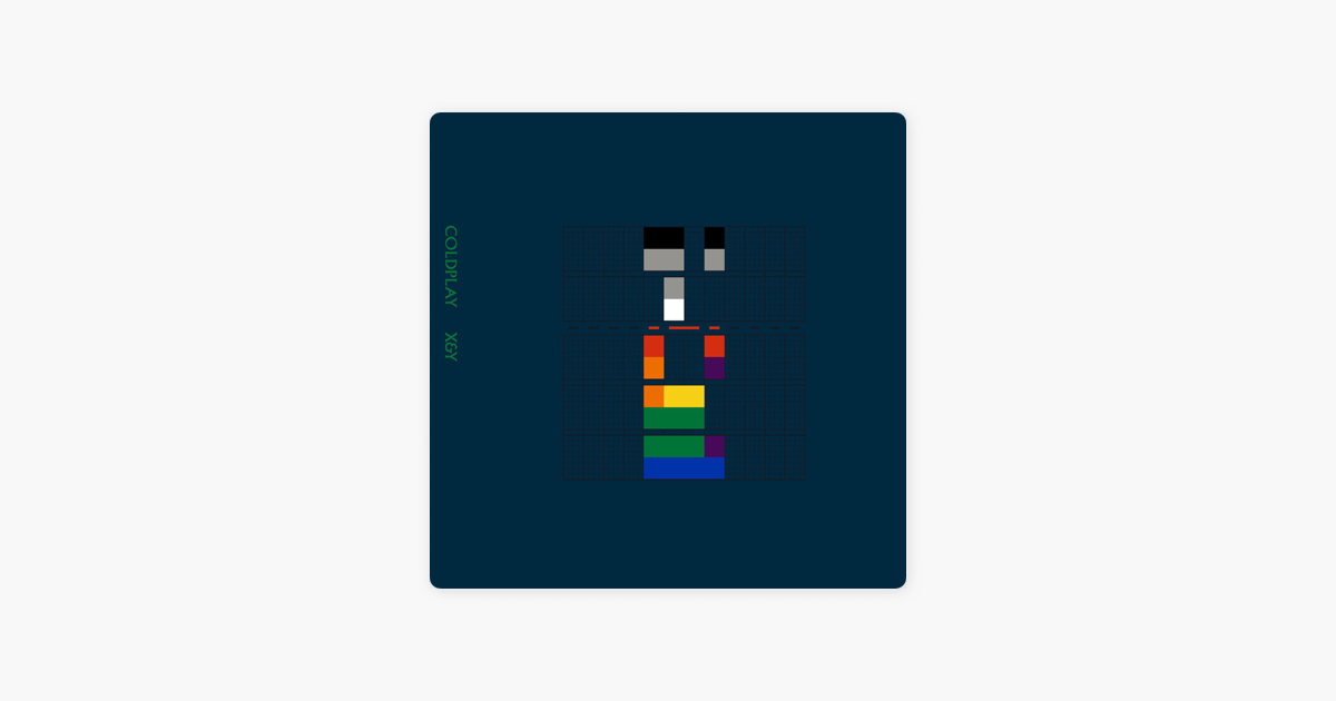 X & Y by Coldplay