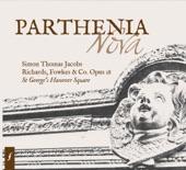 Simon Thomas Jacobs - BACH: Freu dich sehr, o meine Seele - Parthenia Nova