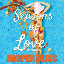 Seasons of Love: A Lesbian Romance Novel (Unabridged) audiobook