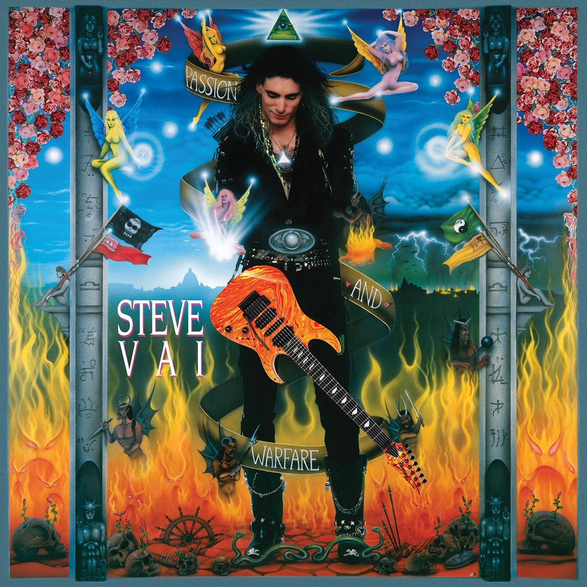 Passion and Warfare (25th Anniversary Edition) de Steve Vai en Apple Music