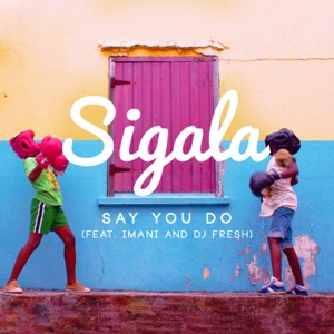 Say You Do (feat. Imani Wills & DJ Fresh) [Remixes] - EP Mp3 Download