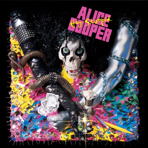 Art for Hey Stoopid by Alice Cooper