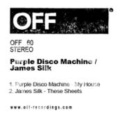 My House - Purple Disco Machine