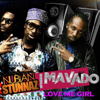 Nubian Stunnaz - Love Me Girl (feat. Mavado) artwork