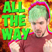 All the Way (I Believe in Steve) - Jacksepticeye & The Gregory Brothers - Jacksepticeye & The Gregory Brothers