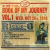 BOOK OF MY JOURNEY VOL.1 - EP ジャケット写真