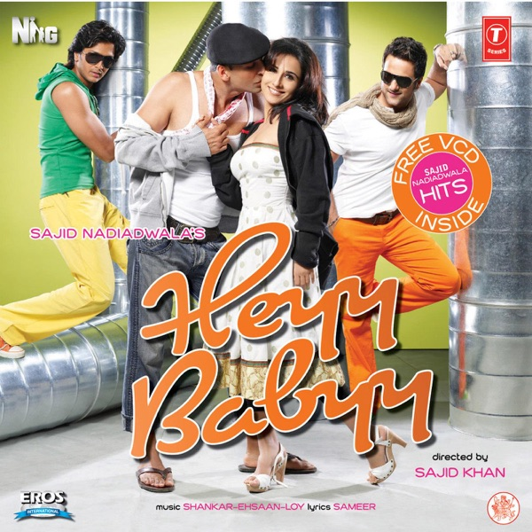 Neeraj Shridhar - Heyy Babyy