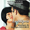 Le mépris (Original Movie Soundtrack) – EP - Georges Delerue