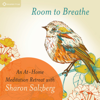 Sharon Salzberg - Room to Breathe: An At-Home Meditation Retreat with Sharon Salzberg artwork