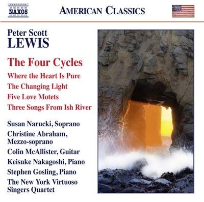 Peter Scott Lewis: The Four Cycles - Peter Scott Lewis album