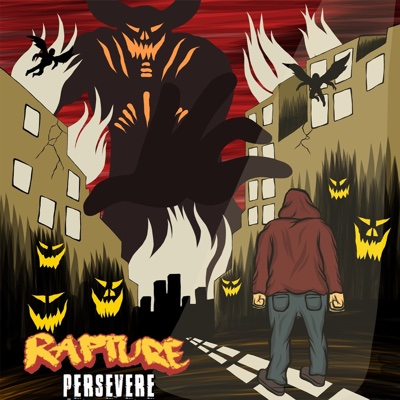 Persevere - EP - Rapture album
