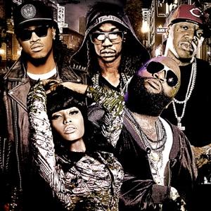 Kanye West, Big Sean, Pusha T & 2 Chainz - Mercy
