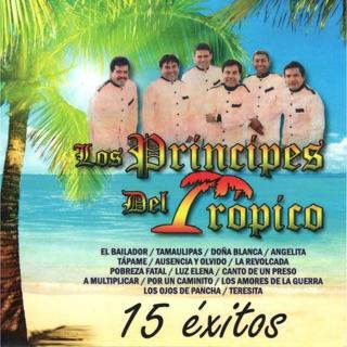 discografia de los principes del tropico