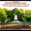 Beating Retreat 2001, Household Division