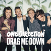 One Direction - Drag Me Down artwork