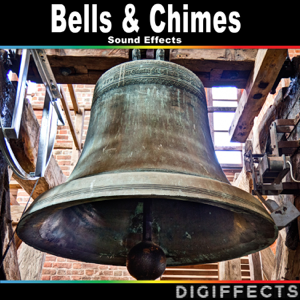 Digiffects Sound Effects Library - Hand Held Bell