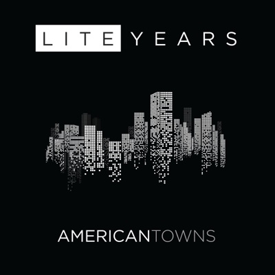 American Towns - EP - Liteyears album
