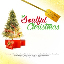 a soulful christmas various artists