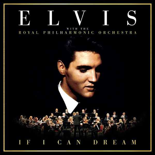 Cover art for If I Can Dream (Royal Philharmonic Orchestra)