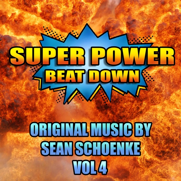 SUPER POWER BEAT DOWN: Music Video - YouTube